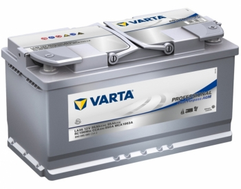 Varta LA95 dual purpose semitractie