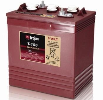 trojan-t-105-deep-cycle-accu-6-volt-225-ah