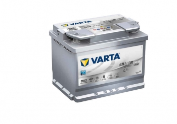 Varta start stop accu 560901068 D52 AGM